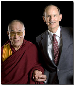 H.H. Dalai Lama and Roger